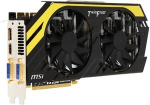 фото Видеокарта MSI GeForce GTX 680 N680GTX Lightning PCI-E 3.0
