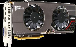 фото Видеокарта MSI Radeon HD 7970 R7970-TF-3GD5/OC PCI-E 3.0