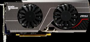 фото Видеокарта MSI Radeon HD 7950 R7950 Twin Frozr 3GD5/OC BE PCI-E 3.0