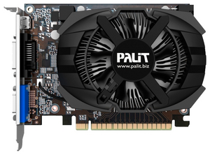 Palit GeForce GTX 650 NE5X650S1301-107XF PCI-E 3.0
