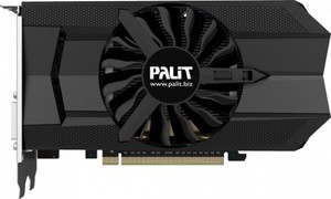фото Видеокарта Palit GeForce GTX 660 NE5X660S1049-1060F PCI-E 3.0