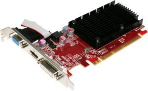 фото Видеокарта PowerColor Radeon HD 5450 AX5450 1GBK3-SHE PCI-E 2.1