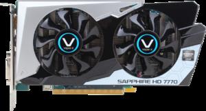 фото Видеокарта Sapphire Radeon HD 7770 11201-05-20G GHz Edition OC PCI-E 3.0