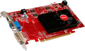 фото Видеокарта VTX3D Radeon HD 6670 VX6670 2GBK3-HV2 PCI-E 2.1