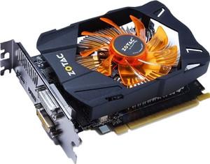 фото Видеокарта ZOTAC GeForce GTX 650 ZT-61007-10M PCI-E 3.0