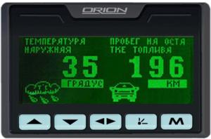Бортовой компьютер Орион БК-40 SotMarket.ru 1800.000