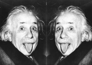 Фото чехла для паспорта Эврика N2 Энштейн