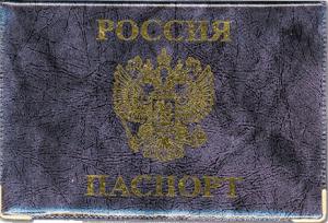 Фото чехла для паспорта ОД 6-02