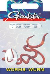 фото Набор крючков Gamakatsu Worms LS-3120 №2