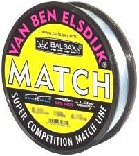 фото Леска BALSAX Van Ben Elsdijk Match 150м 0.2мм монофильная