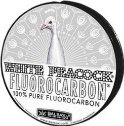 фото Леска BALSAX White Peacock Fluorocarbon 100м 0.12мм монофильная