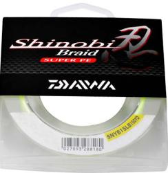 фото Леска Daiwa Shinobi Braid Y 135 м 0.24 мм плетеная