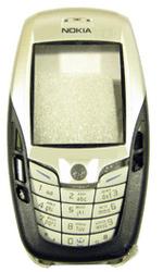 фото Корпус для Nokia 6600 с клавиатурой (под оригинал)