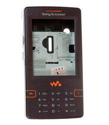фото Корпус для Sony Ericsson W950