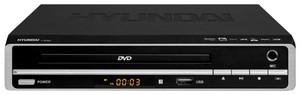 фото Видеоплеер Hyundai H-DVD5029