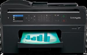 фото Многофункциональное устройство Lexmark OfficeEdge Pro4000
