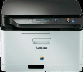 Фото лазерного принтера Samsung CLX-3305