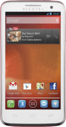 фото Мобильный телефон Alcatel One Touch XPop 5035D