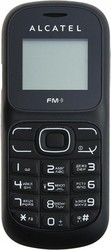 фото Мобильный телефон Alcatel OT-117