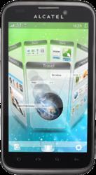 фото Мобильный телефон Alcatel OT-995