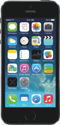 Фото Apple iPhone 5S 64GB Space Gray