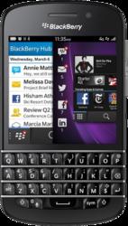 фото Мобильный телефон BlackBerry Q10