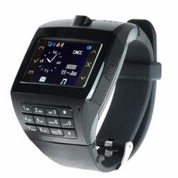 Фото часы-телефон Handyuhr iWatch EG100