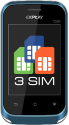 фото Мобильный телефон Explay T280