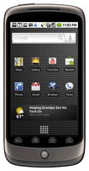 Фото Google Nexus One