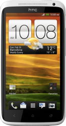 Фото HTC One X 16GB (Уценка - царапины, сколы в нижней части, желтые пятна на дисплее, сломан пластик у разъема зарядки)