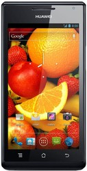 фото Мобильный телефон Huawei Ascend P1