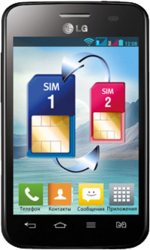 фото Мобильный телефон LG Optimus L3 II Dual