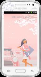 фото Мобильный телефон Samsung i8160 Galaxy Ace II La Fleur