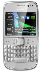 Фото Nokia E6 Silver
