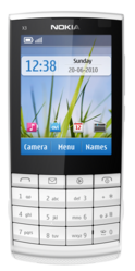 Фото Nokia X3-02 Touch and Type