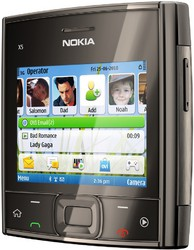Фото Nokia X5-01