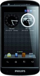 фото Мобильный телефон Philips W626
