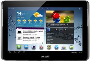Фото планшета Samsung GALAXY Tab 2 10.1 P5100 3G 16GB