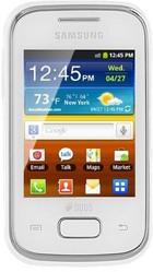 фото Мобильный телефон Samsung S5302 Galaxy Pocket Duos