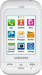 фото Мобильный телефон Samsung C3300 Champ