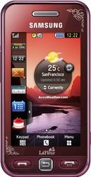Фото Samsung S5230 La Fleur