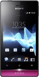 фото Мобильный телефон Sony Xperia miro