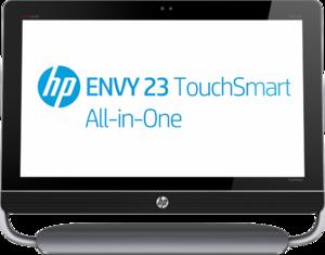 """фото Моноблок HP Envy 23-d201er TouchSmart 23"""" E3H60EA"""
