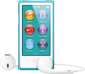 фото MP3-плеер Apple iPod nano 7G 16GB