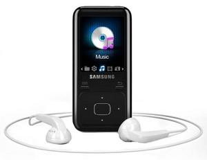 фото MP3-плеер Samsung YP-Z3 4GB