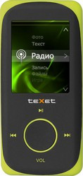 фото MP3-плеер TeXet T-189 4GB