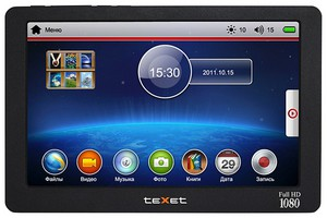 Фото TeXet T-939HD 4GB