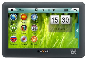 Фото TeXet T-979HD 4GB