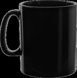 Фото черной кружки Эврика Большая 90206