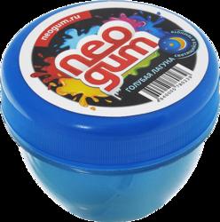 фото Необычный гаджет Жвачка для рук NeoGum Голубая лагуна NG7005